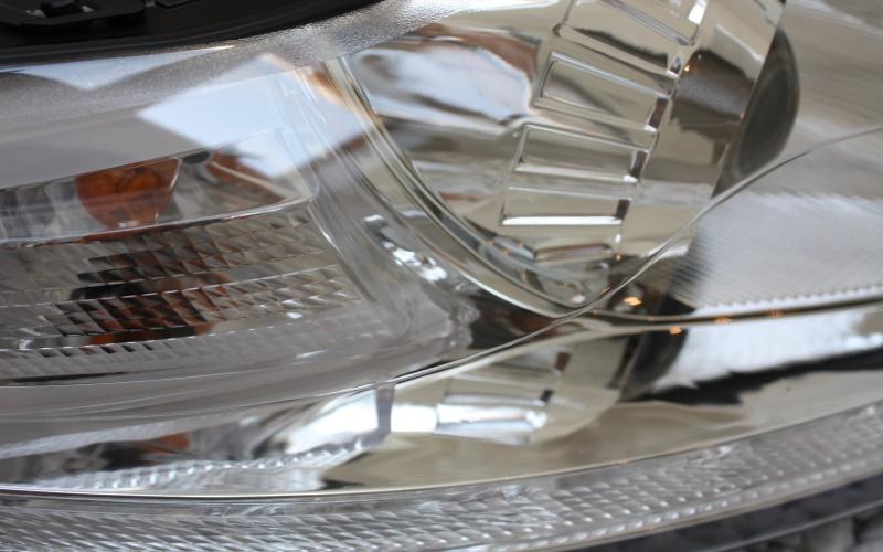 scheinwerfer set tagfahrlicht-look chrom ford mondeo (mk4