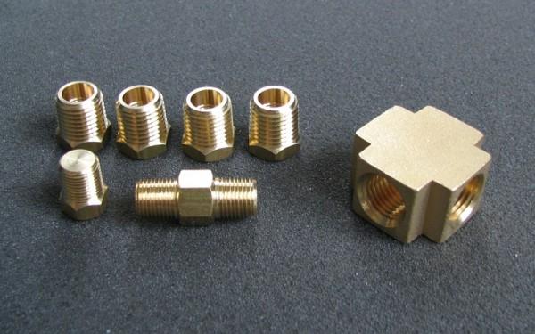 Adapter für Öldruck und Öltemperatur Sensoren