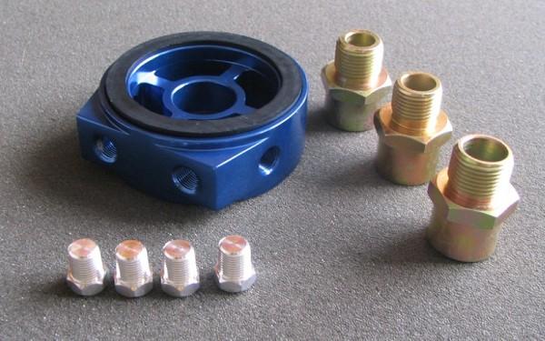 Ölfilteradapter für Öldruck und Öltemperatur Sensoren